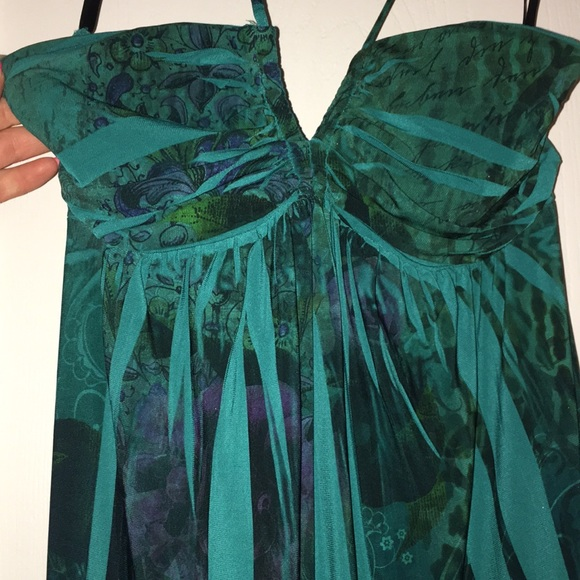 City Triangles Dresses & Skirts - Turquoise dress. Size M